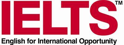 شعار شهادة الايلس الدولية IELTS