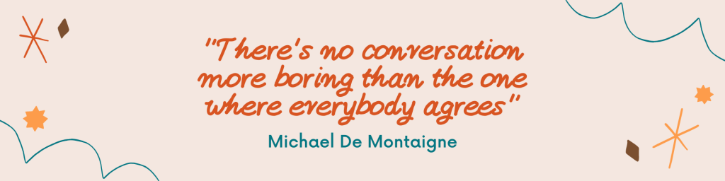 اقتباس ميشيل دي مونتين