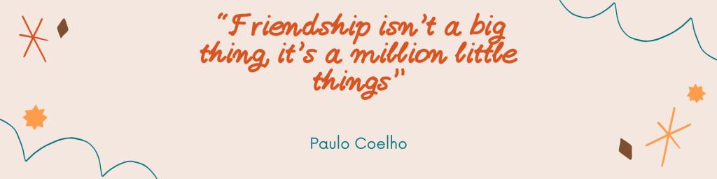 حكمة لباولو كويلو