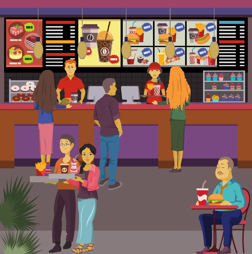 ما معنى كلمة food