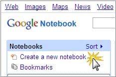 create-notebook